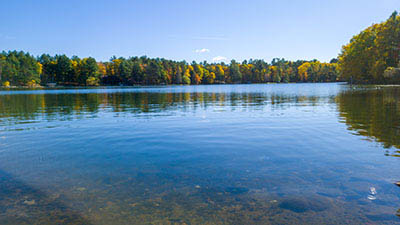 Picture 1 of Kawaguesaga Lake