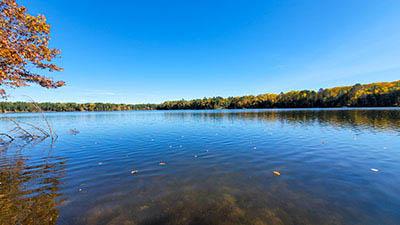Picture 1 of Lower Kaubashine Lake